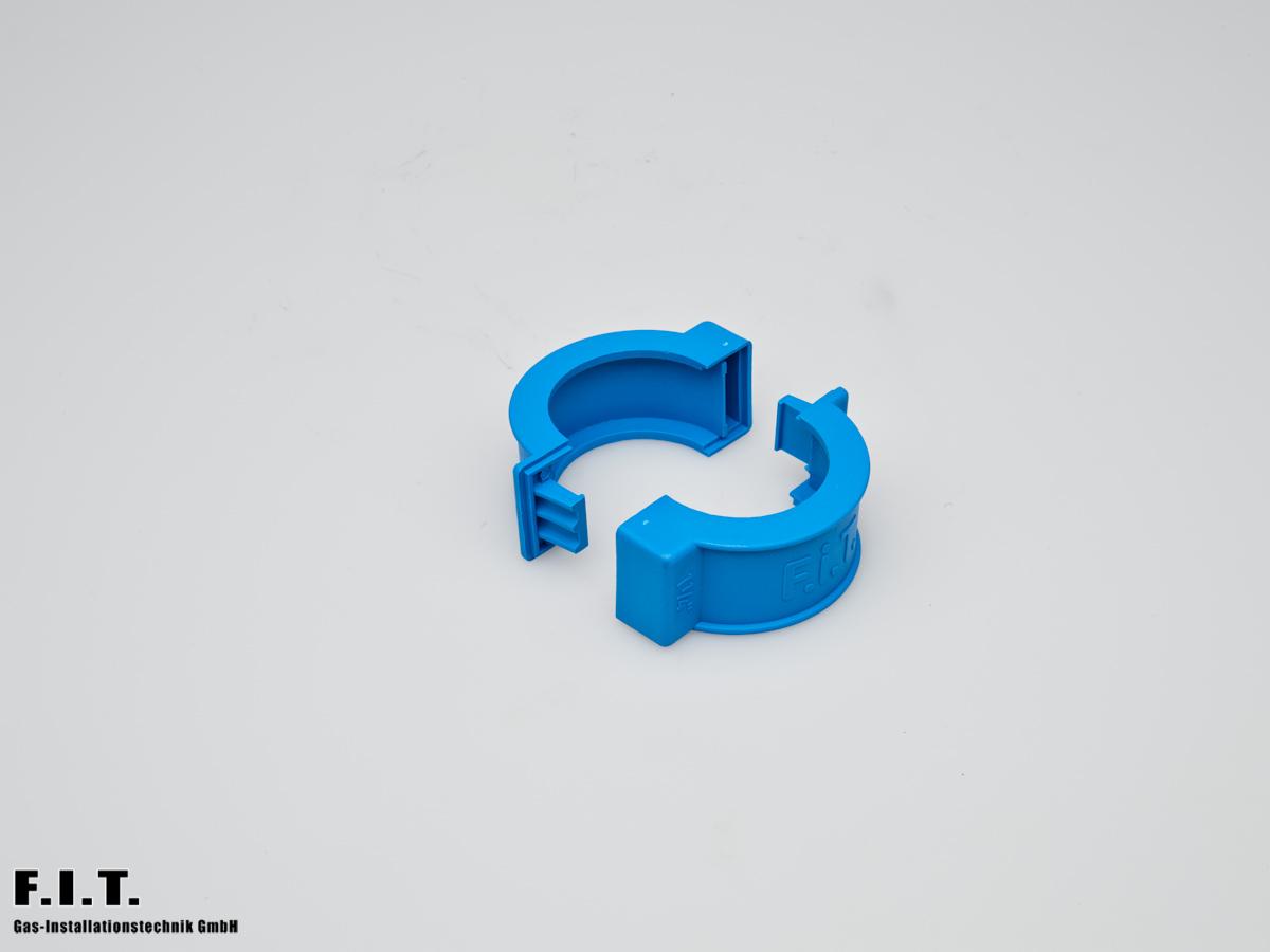 BK Formteile 2020012704851 - Plombierschelle Wasserzähler Qn 2,5