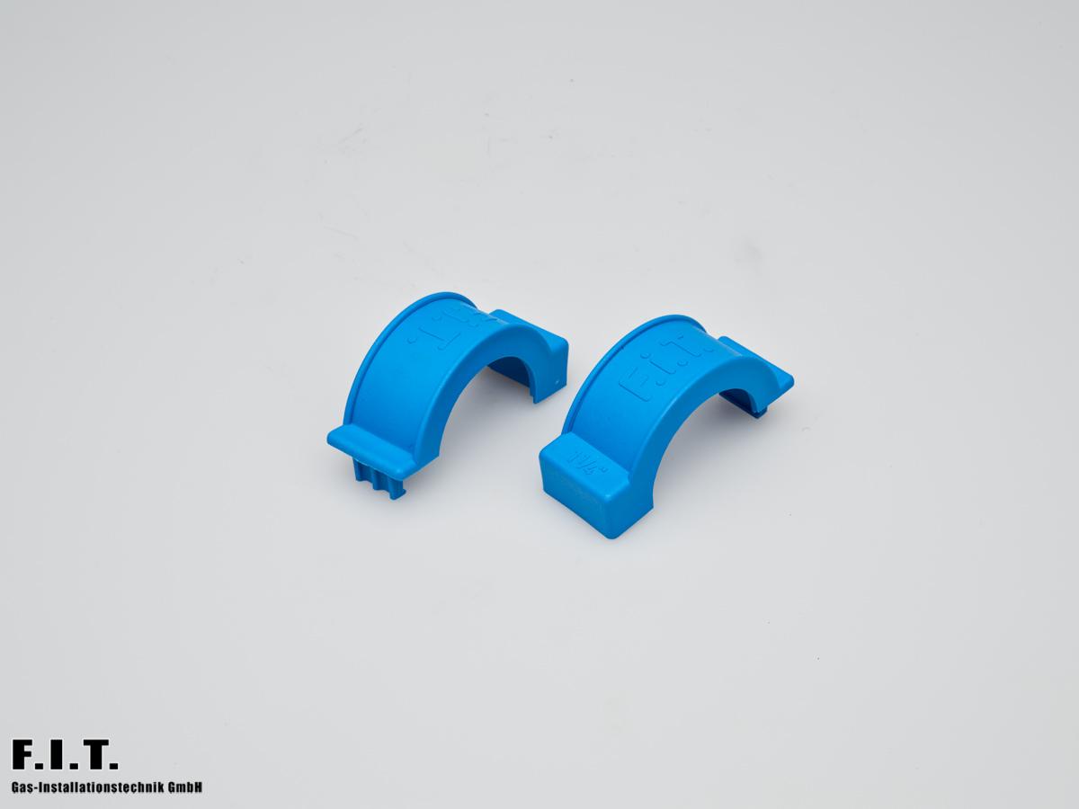 Plombierschelle Wasserzähler Qn 2,5